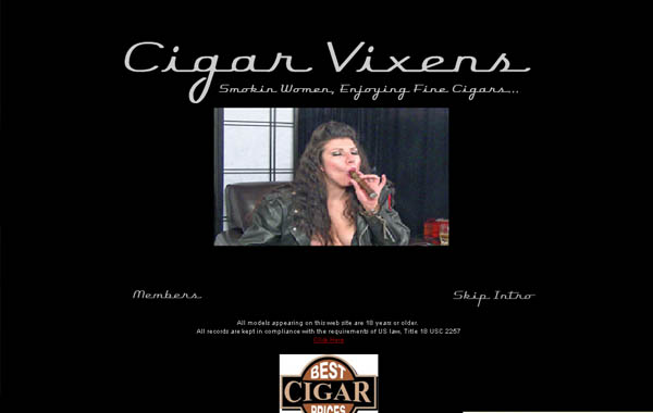 Free Access To Cigarvixens