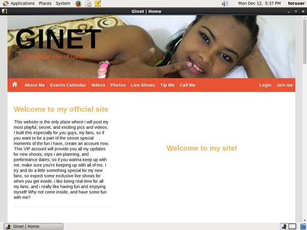 Ginet Co