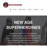 New Age Superheroines Limited Time Offer