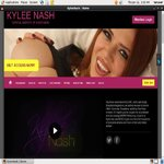Premium Kylee Nash Password