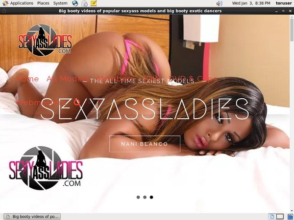 Sexy Ass Ladies Instant Access