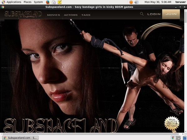 Subspace Land Xvideos
