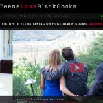 Teens Love Black Cocks Parola D'ordine