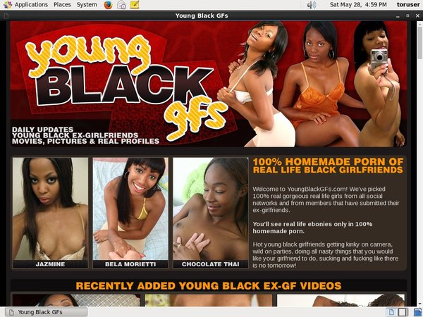 Young Black GFs Girl