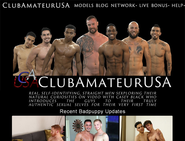 Club Amateur USA Siterip