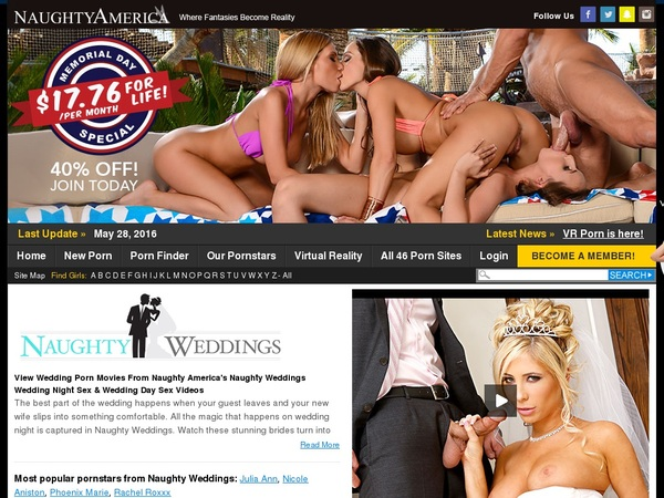 Naughtyweddings.com Free Try