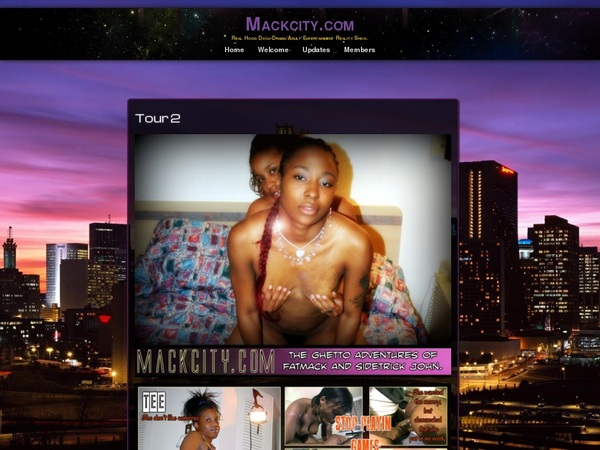 Where To Get Free Mack City Account