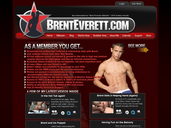 Free Brent Everett Releasing Passwords